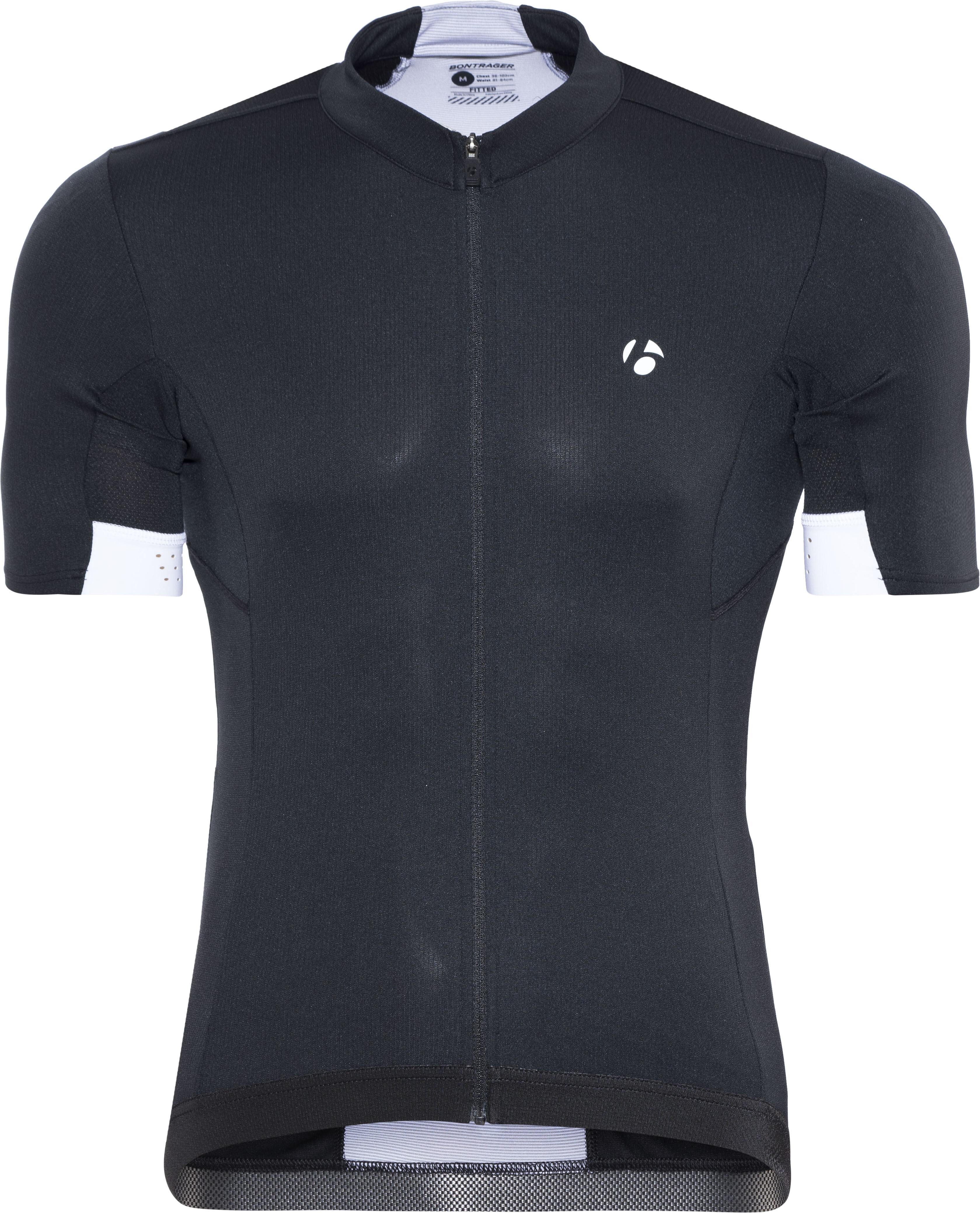 ba10cc68 Bontrager Velocis Koszulka kolarska, krótki rękaw Mężczyźni, black
